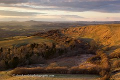 Eggardon Hill, Dorset -  Return Visit, Golden Hour (David Crosbie) Tags: winter views dorset vistas goldenhour westcountry ironage hillfort westdorset eggardonhill