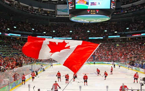 Men's Ice Hockey: Canada vs. USA