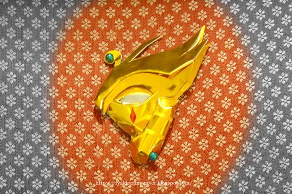 Jeremiah Gottwald Orange Mask