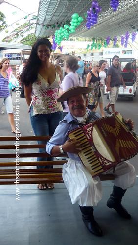 Eu e um típico gaúcho/Me and a typical gaúcho