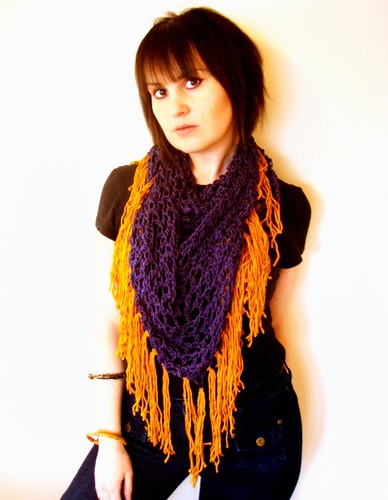 softspoken triangle scarf