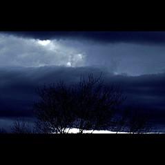Shores of imagination (Claire M*) Tags: blue bleu imagination scape shores rachmaninov bichrome soulscapes rivages