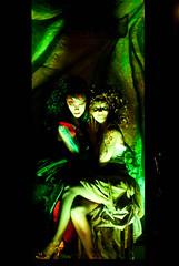 Found in translation (alankaar) Tags: green window nikon women surreal poland polska krakow stare nikkor cracow rynek d60 rynekglowny 1855mmf3556gvr womeninawindow