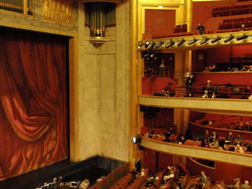 Theatre des Champs Elysees interior
