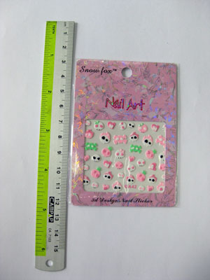 Trend Nail Art Stickers01