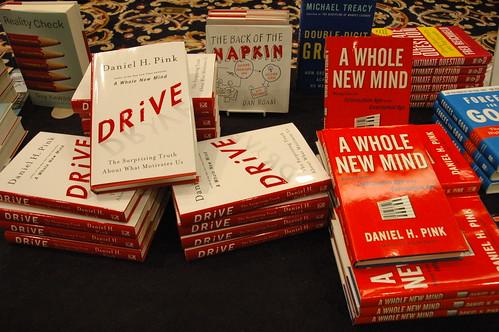 Dan Pink's books