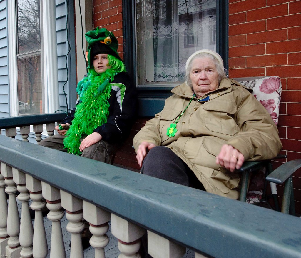 St Patricks Day Parade Jim Thorpe-2