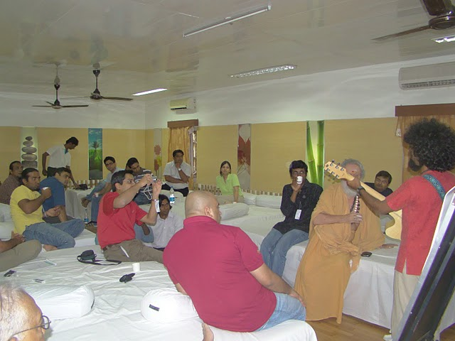 Marg Tapovan - session2