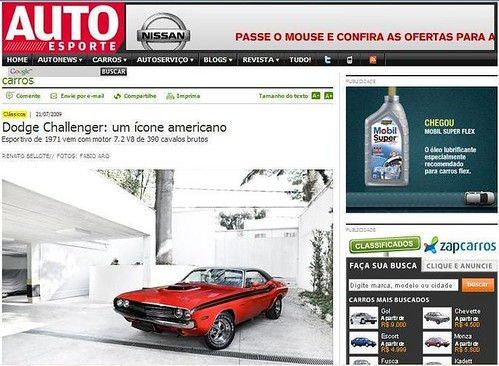 Dodge Challenger R/T (07/2009)