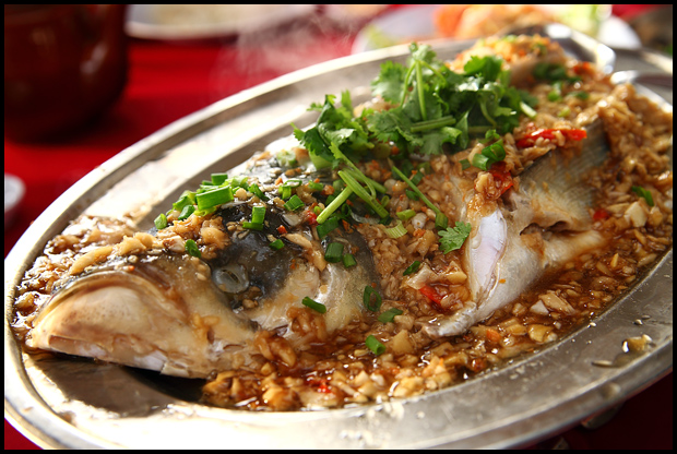 steamed-fish-head