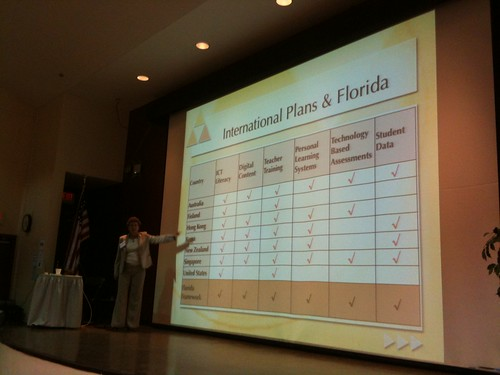 Charting a Course for Technology in Florida by Dr. Kate Kemker