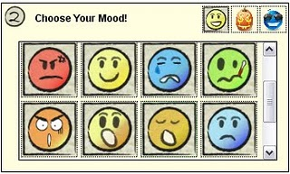Step 2: Choose an emoticon