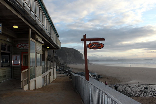 The Beach Hut - Watergate Bay - Cornwall