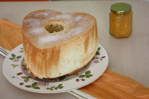 鳳梨果醬戚風蛋糕