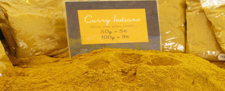 Curry Indiano