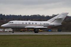 UR-MOA - 237 - ISD Avia - Dassault Falcon Mystere 20D-5 - 100331 - Luton - Steven Gray - IMG_9241