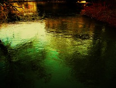 (Jollyno) Tags: park morning usa newyork abstract reflection green art nature water colors photography photo flickr colours bokeh creative dream surreal atmosphere australia harmony mystic