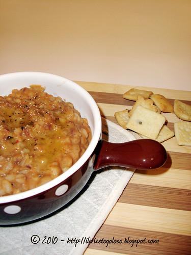 Zuppa di farro e fagioli (1)