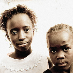**Portrait (lilion) Tags: africa girls portrait beauty kids children square eyes bravo expression young senegal saly doubleportrait 500x500 lilion sonydscn2 infinestyle memoriesbook angyalokkal winner500 jmeszolybeatrix beatrixjourdan