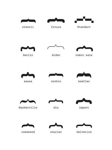 Quelle moustache porte Martin? by PubActuelle