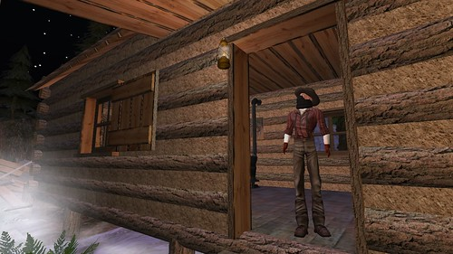 Log Cabin - Storm Lamps from nichus_001