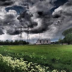 'Vagron' biogas plant, Groningen (Michiel Thomas) Tags: plant energy creative olympus gas waste groningen compost filters essent biowaste biogas biofuel artfilter ergaatnietsbovengroningen creativefilter biogaz vagron creativefilters xz1 olympusxz1