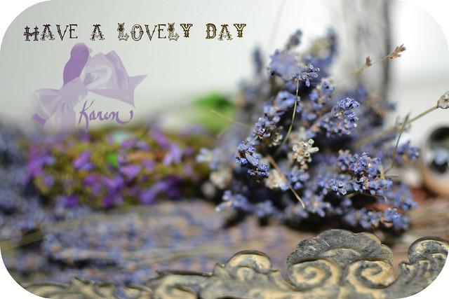 lavender signature