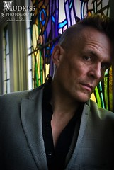 John Robb - stained glass (Mudkiss) Tags: manchester johnrobb victoriabaths