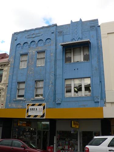 Shops, Hobart