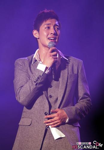 "Kim Hyun Joong ""Break Down"" Showcase [110607]"