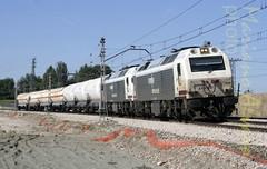 333.353+358 19.6.2011 (Mariano Alvaro) Tags: train tren 333 prima alstom casar getafe renfe