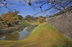 Surrounding Landscape of Kumamoto Castle, Kyushu – Japan (williamcho) Tags: art history museum ngc historic rebellion kumamoto kyushu kumamotocastle d300 thelastsamurai nikonflickraward williamcho flickrtravelaward japanxsumurai castlexlegend