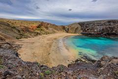 Playa de Papagayo (marypink) Tags: lanzarote canaryislands canarie beach sea sky landscape paesaggio nikond800 nikkor1635mmf40