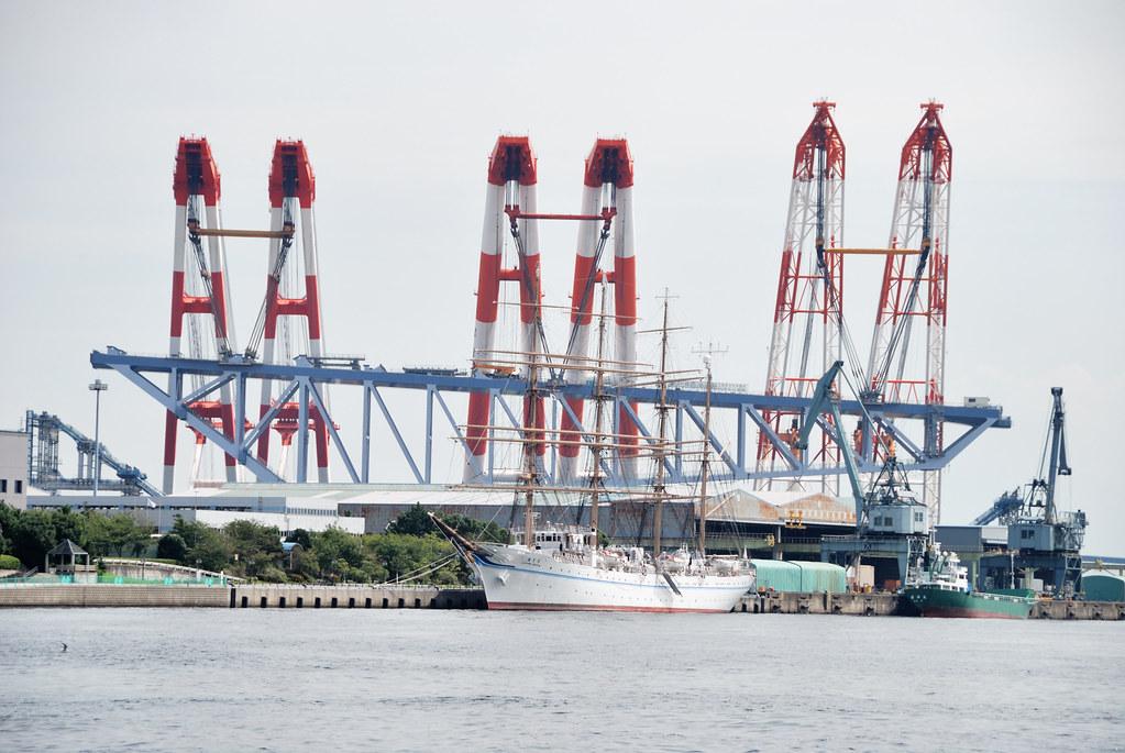 Kaisho, Yoshida floating cranes
