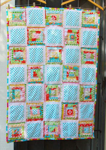 P's Quilt done!