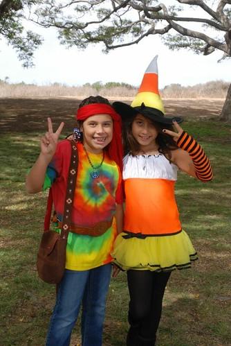 Halloween buddies