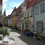 Lübeck: Innenhof