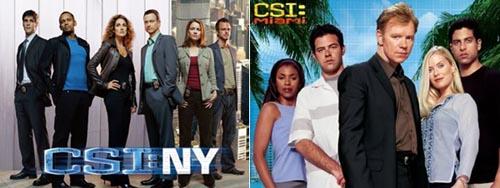 CSI: Miami e CSI: NY