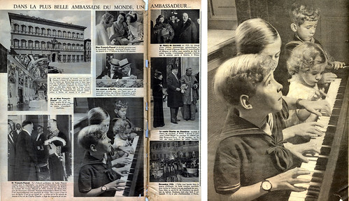 Un cas de retouche ordinaire en 1938