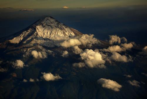 El Popocatépetl. by DrCarlosAMG.