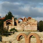 Nessebar: St John Aliturgetus (Unconsecrated) - 14th century