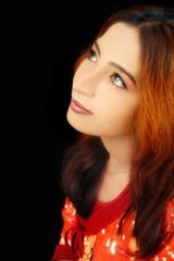 A Beauty Glance.....! (KR-Waleed) Tags: beauty glance a beautyshoots memorycornerportraits