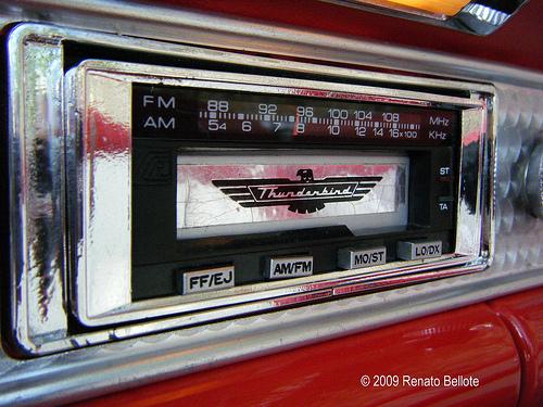 Rádio de época