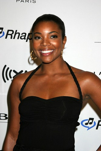 Gabrielle Union_blk_dress