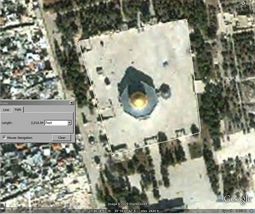 Measuring the Temple * New 2016 research 4129704531_36fa3be8bc