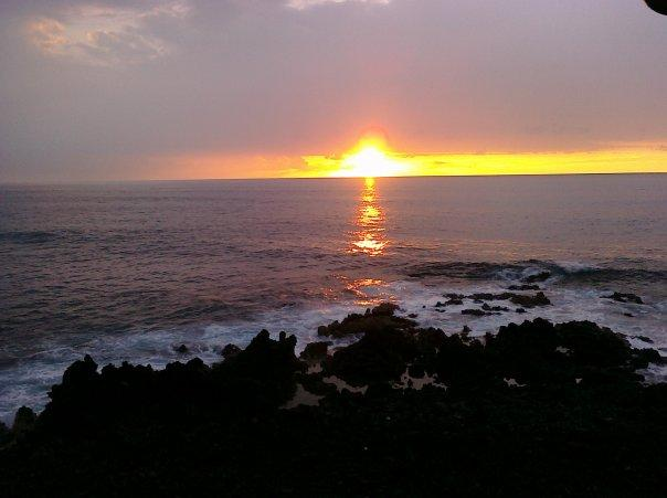 Kona Sunset
