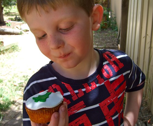 Willem and Cupcake
