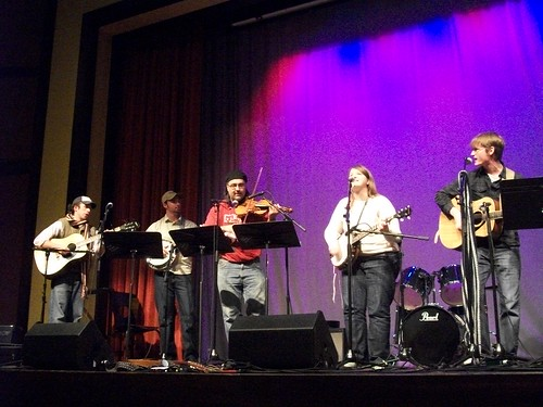 Old Crow Medicine Show Ensemble at Old Town School of Folk Music