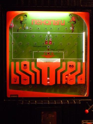Máquina de fútbol