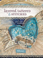 Layered tattered stitched (Copyright Hanna Andersson)